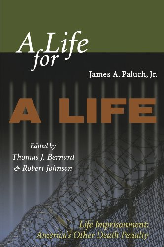 9780195330489: A Life for a Life: Life Imprisonment: America's Other Death Penalty