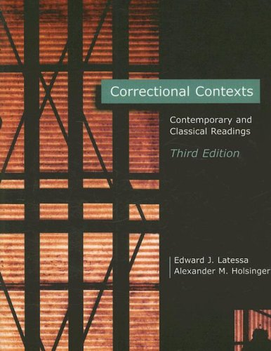 9780195330571: Correctional Contexts: Contemporary and Classical Readings