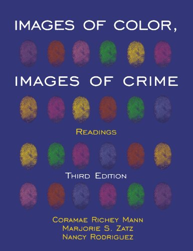 9780195330632: Images of Color, Images of Crime: Readings