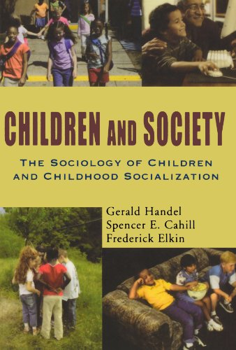 9780195330786: Children and Society: The Sociology of Children and Childhood Socialization