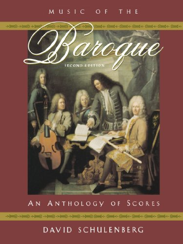 9780195331165: Music of the Baroque: An Anthology of Scores