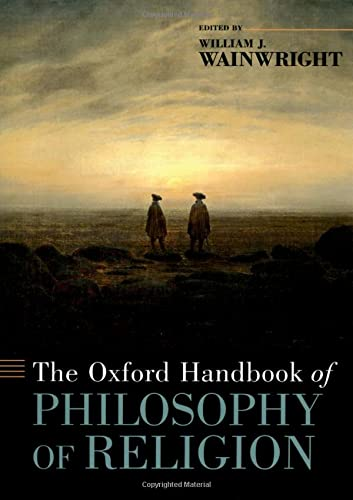 9780195331356: The Oxford Handbook of Philosophy of Religion (Oxford Handbooks)