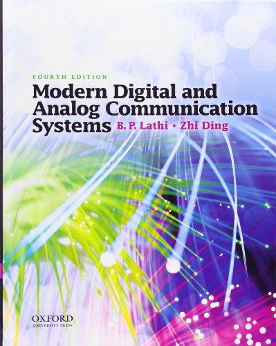 9780195331455: Modern Digital and Analog Communication Systems