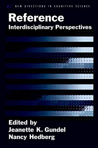 9780195331639: Reference: Interdisciplinary Perspectives (New Directions in Cognitive Science)