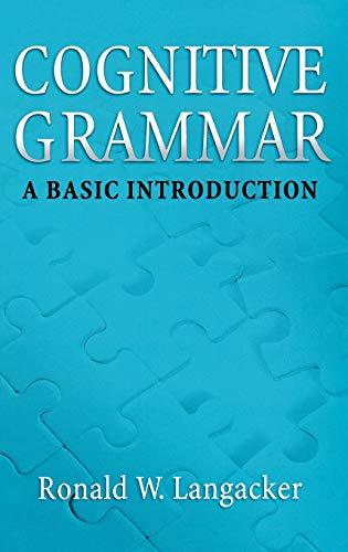 9780195331950: Cognitive Grammar: An Introduction