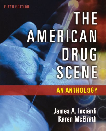 9780195332469: The American Drug Scene: An Anthology
