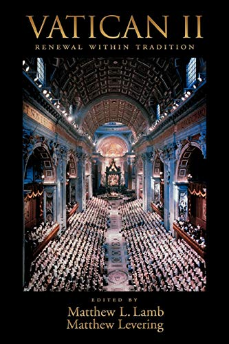 9780195332674: Vatican II: Renewal within Tradition