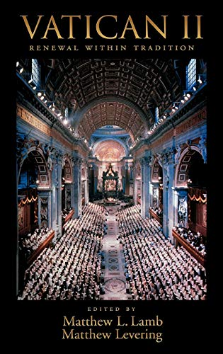 9780195332681: Vatican II: Renewal within Tradition