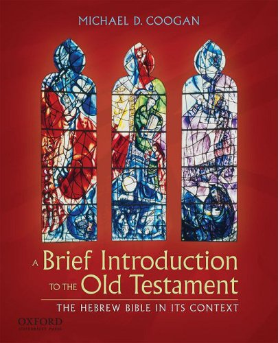 9780195332728: A Brief Introduction to the Old Testament: The Hebrew Bible in Its Context