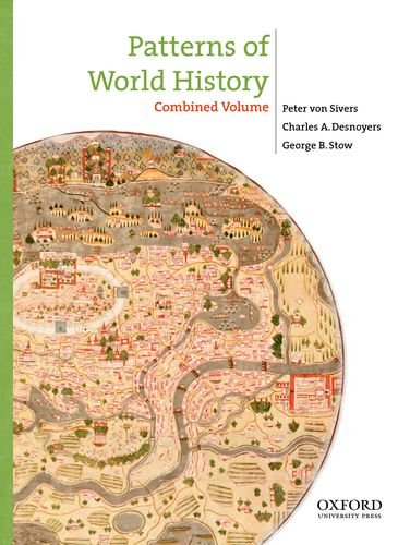 9780195332872: Patterns of World History, Combined Volume