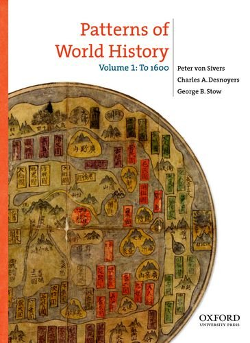 9780195332889: Patterns of World History: Volume One: to 1600