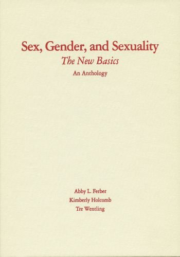 9780195332902: Sex, Gender, and Sexuality: The New Basics