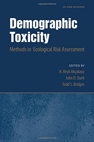 9780195332964: Demographic Toxicity: Methods in Ecological Risk Assessment (with CD-ROM)
