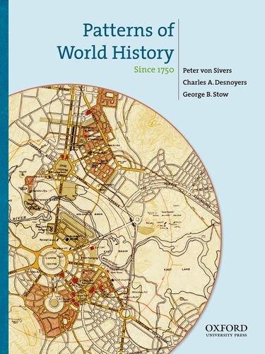 9780195333343: 3: Patterns of World History: Since 1750