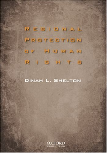 9780195333398: Regional Protection of Human Rights