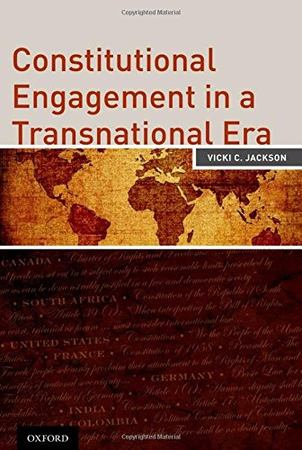 9780195333442: Constitutional Engagement in a Transnational Era