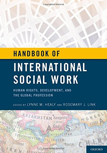 9780195333619: Handbook of International Social Work: Human Rights, Development, and the Global Profession