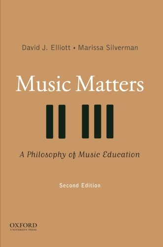 9780195334043: Music Matters: A Philosophy of Music Education