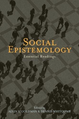 9780195334531: Social Epistemology: Essential Readings