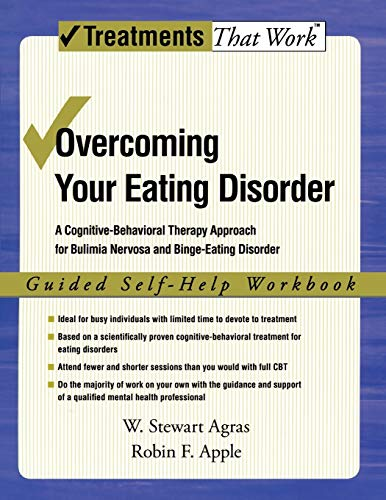 9780195334562: Overcoming Your Eating Disorder: Guided Self-Help Workbook: A cognitive-behavioral therapy approach for bulimia nervosa and binge-eating disorder