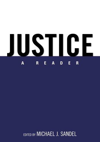 9780195335125: Justice: A Reader