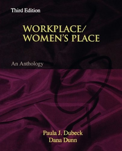 9780195335262: Workplace/Women's Place
