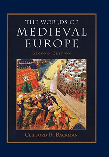 9780195335279: The Worlds of Medieval Europe