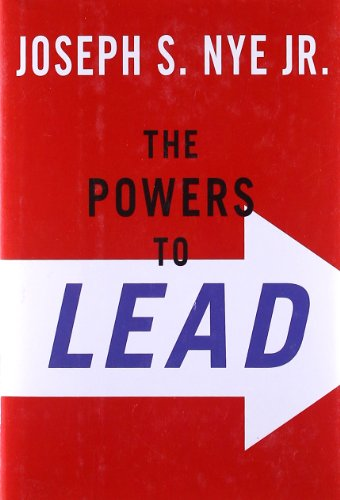Powers to lead.