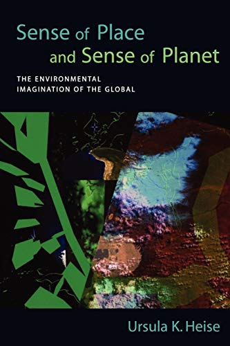 9780195335644: Sense of Place and Sense of Planet: The Environmental Imagination of the Global
