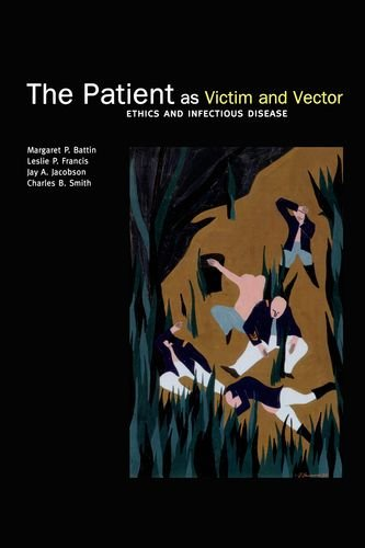9780195335842: The Patient as Victim and Vector: Ethics and Infectious Disease