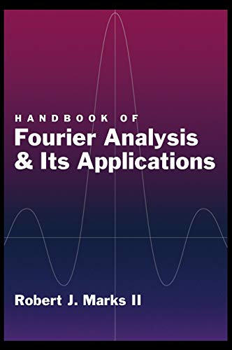 9780195335927: Handbook of Fourier Analysis & Its Applications