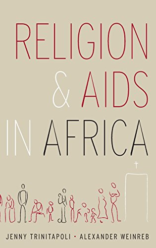 9780195335941: Religion and AIDS in Africa