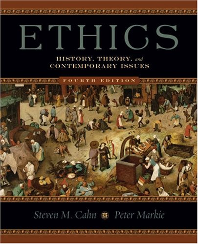 9780195335965: Ethics: History, Theory, and Contemporary Issues