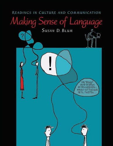 9780195336382: Making Sense of Language: Readings in Culture and Communication