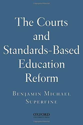 9780195337488: The Courts and Standards Based Reform