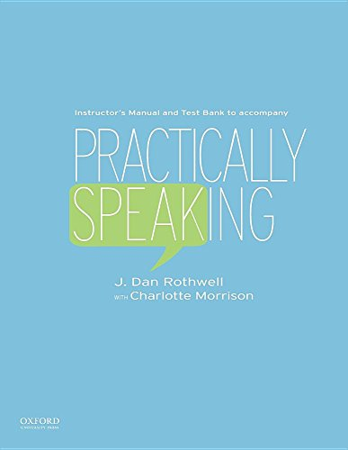 9780195337679: Practically Speaking