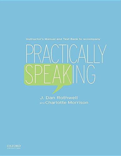 9780195337679: Practically Speaking