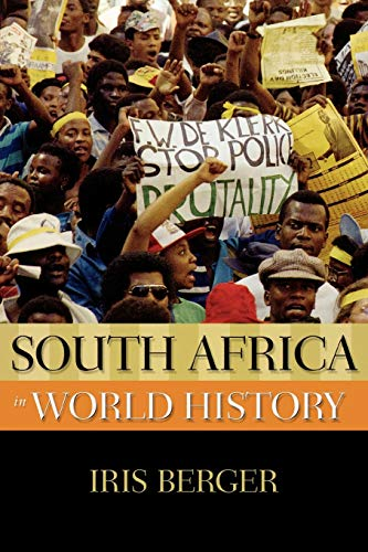 9780195337938: South Africa in World History (New Oxford World History)
