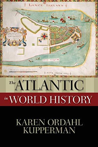 9780195338096: The Atlantic in World History (New Oxford World History)