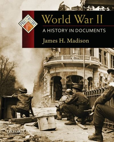 9780195338126: World War II: A History in Documents (Pages from History)