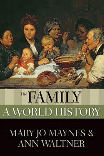 9780195338140: The Family: A World History (New Oxford World History)