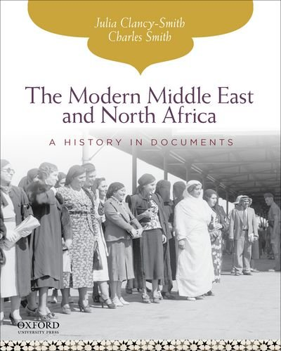 9780195338270: The Modern Middle East and North Africa: A History in Documents (Pages from History)