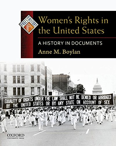 9780195338294: Women's Rights in the United States: A History in Documents (Pages from History)