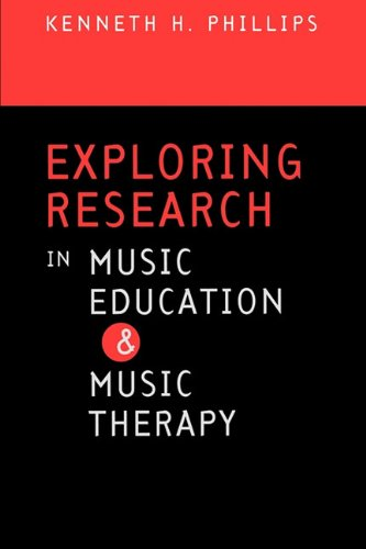 9780195338300: Exploring Research in Music Education and Music Therapy