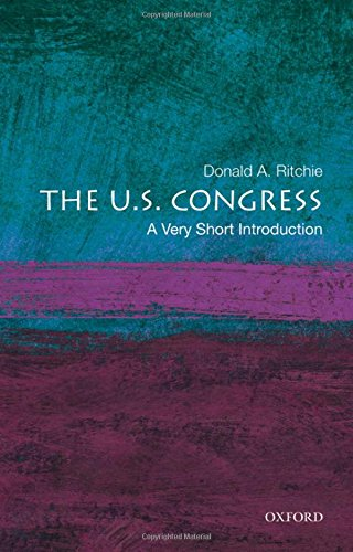 9780195338317: The U.S. Congress: A Very Short Introduction