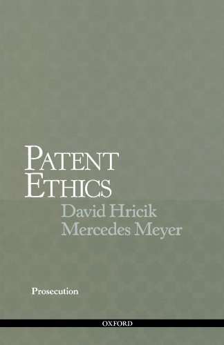 9780195338355: Patent Ethics Prosecution