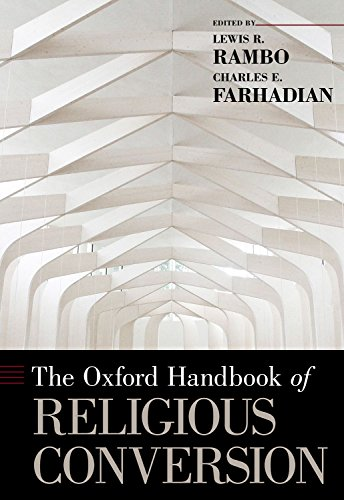9780195338522: The Oxford Handbook of Religious Conversion