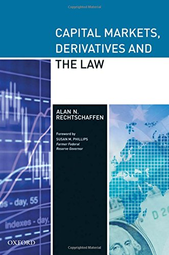 9780195339086: Capital Markets, Derivatives and the Law