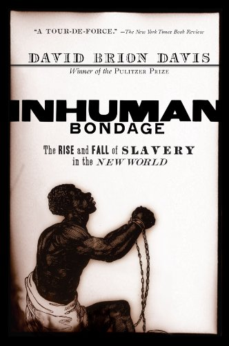 9780195339444: Inhuman Bondage: The Rise and Fall of Slavery in the New World