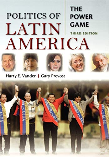 9780195339987: Politics of Latin America: The Power Game